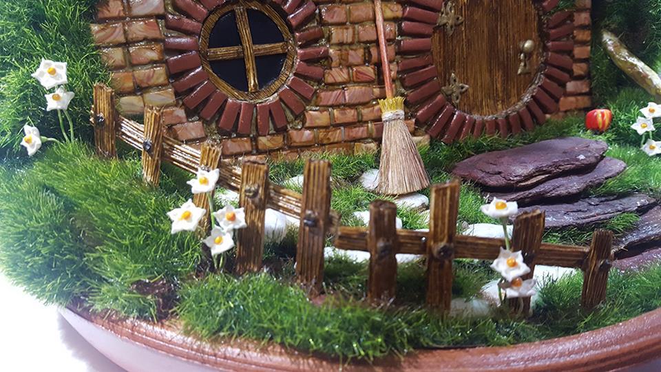 Réplica Casa Hobbit: A Toca