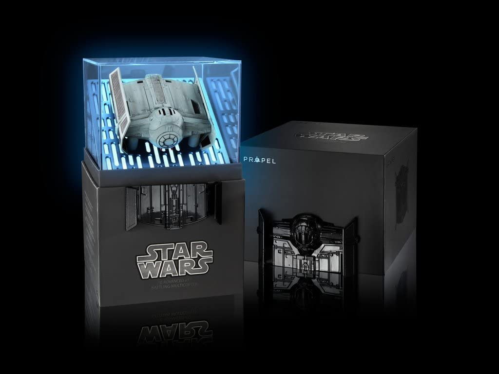 Réplica Drone Advanced X1 Special Collectors Edition Imperio Galáctico Star Wars - Propel - EV