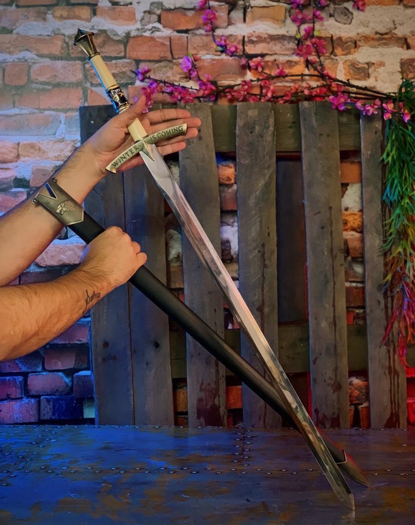 Réplica Espada Eddard Stark (Ned Stark): Game of Thrones PFL17949