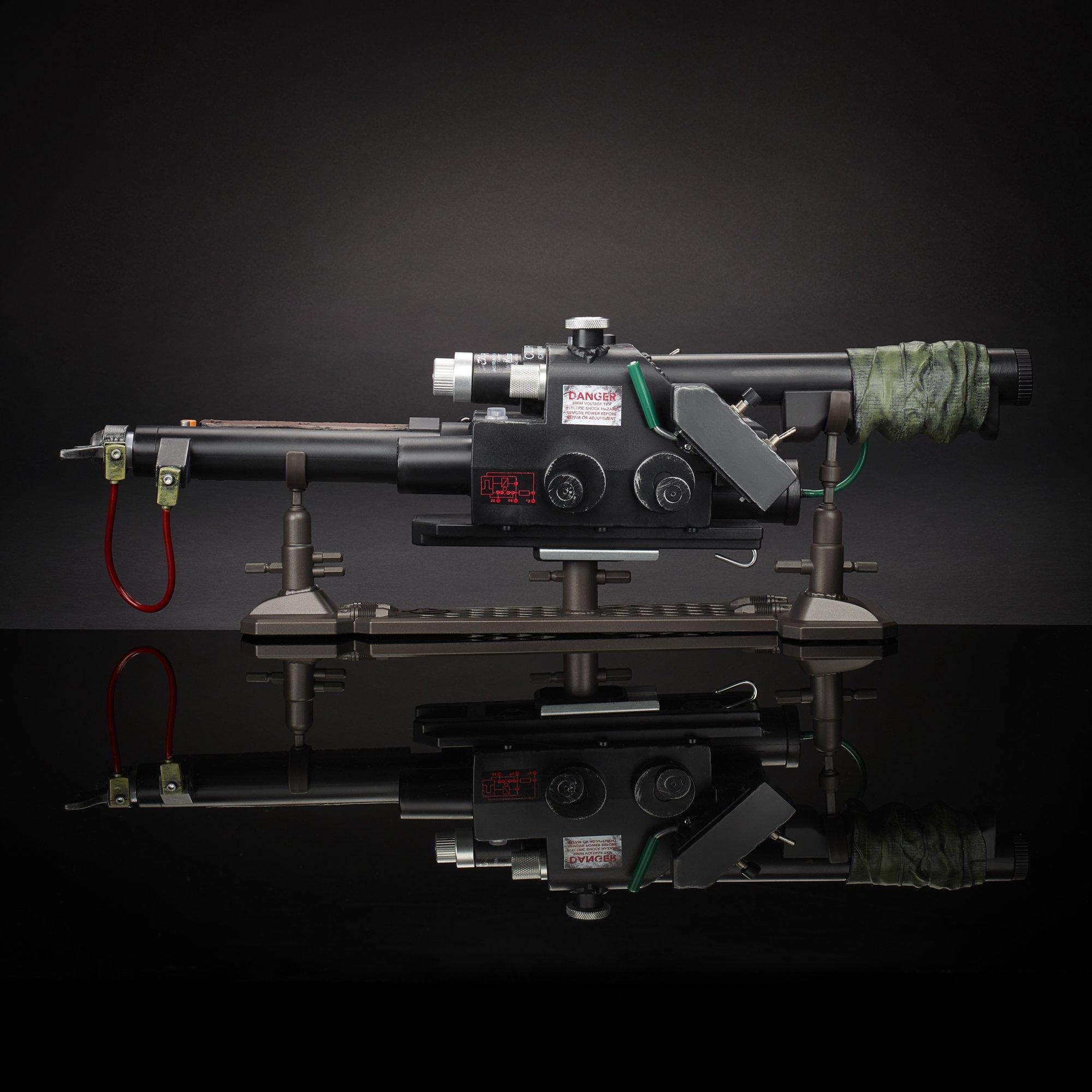 Réplica Lançador de Partículas Plasma Spengler's Neutrona Wand Os Caça Fantasmas Ghostbusters E9562 - Hasbro