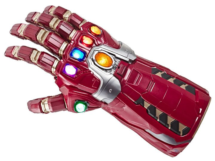 Réplica Manopla do Infinito (Power Gauntlet): Vingadores Ultimato (Avengers Endgame) - Marvel Legends