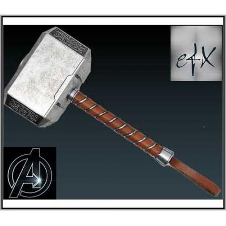 Réplica Martelo Thor Mjolnir Escala 1:1 - EFX