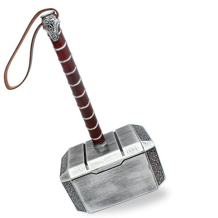 Réplica Martelo Thor (Mjölnir): Marvel (20 Cm)
