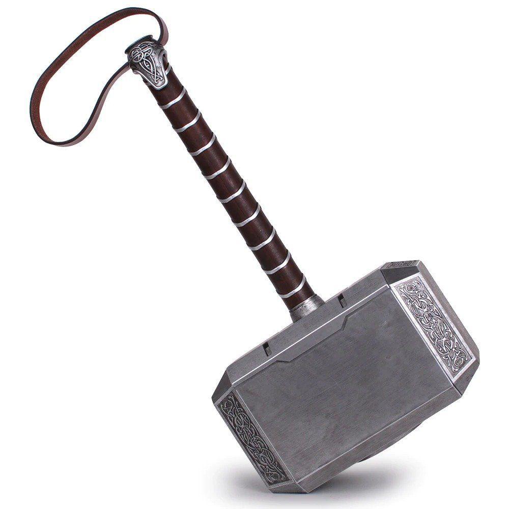 Réplica Martelo Thor (Mjolnir): Os Vingadores (The Avengers) Escala 1/1 (Life size)