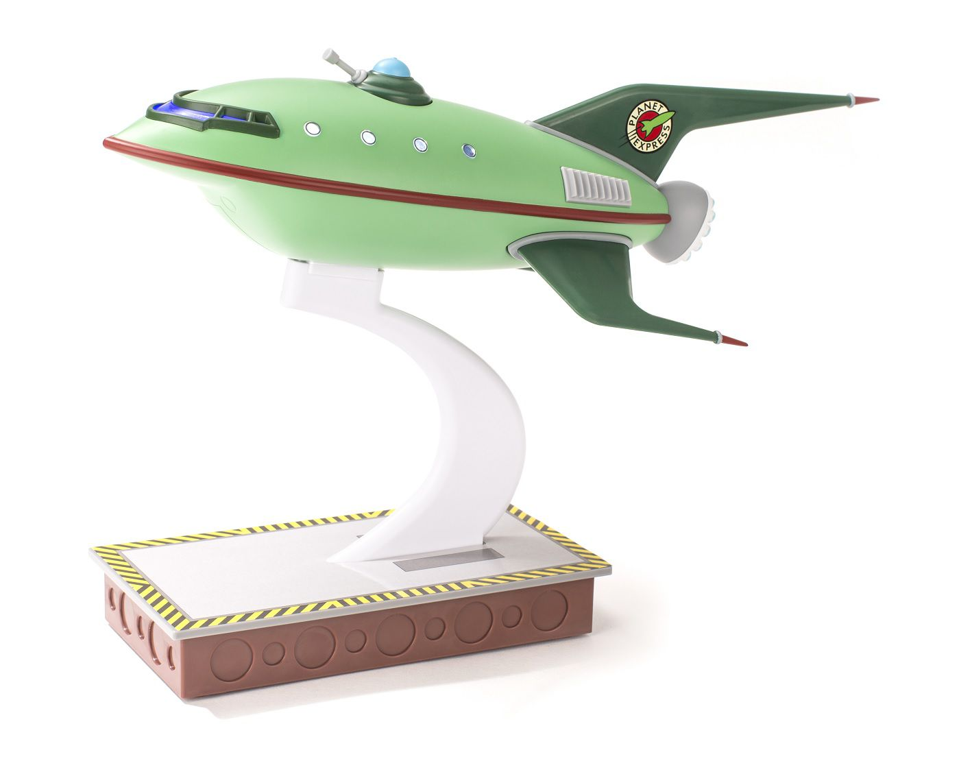 Réplica Planet Express Ship : Futurama (Master Series Replica) - Quantum Mechanix