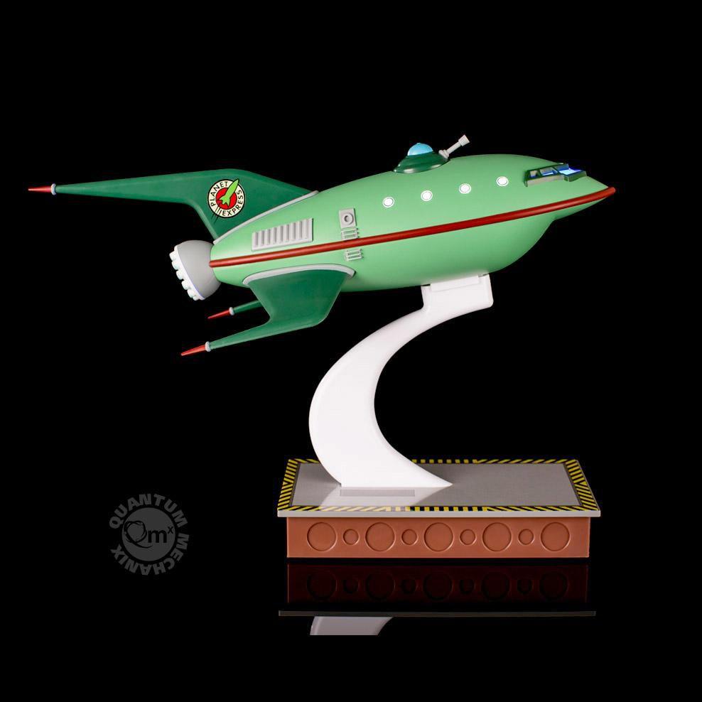 Réplica Planet Express Ship : Futurama (Master Series Replica) - Quantum Mechanix