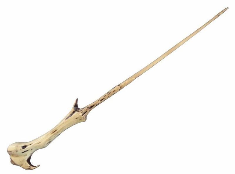 Réplica Varinha Lord Voldemort: Harry Potter
