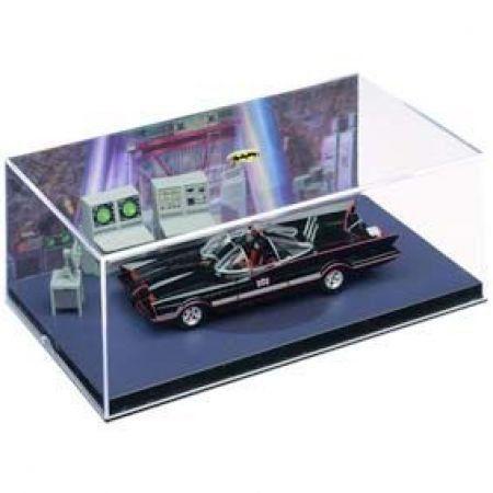 Revista Batman Automobilia Batmobile (Batmóvel) Classic TV Series - Eaglemoss