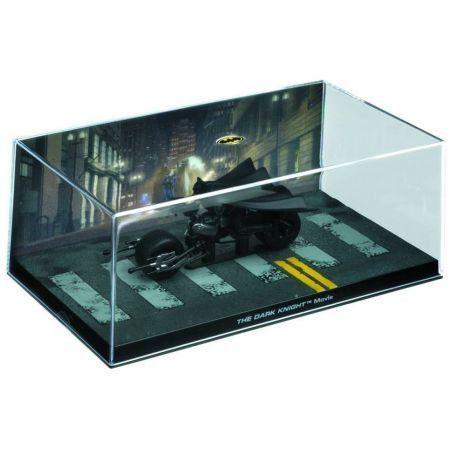 Revista Batman Automobilia Dark Knight Bat-Pod - Eaglemoss