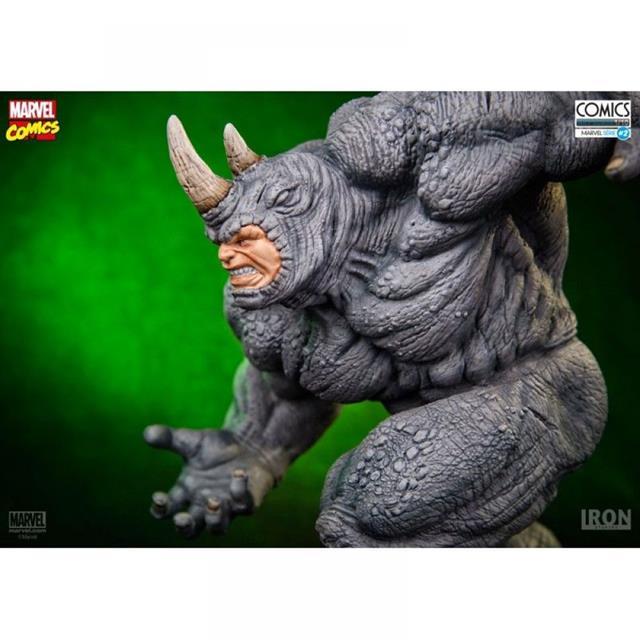 Rhino 1/10 - Iron Studios