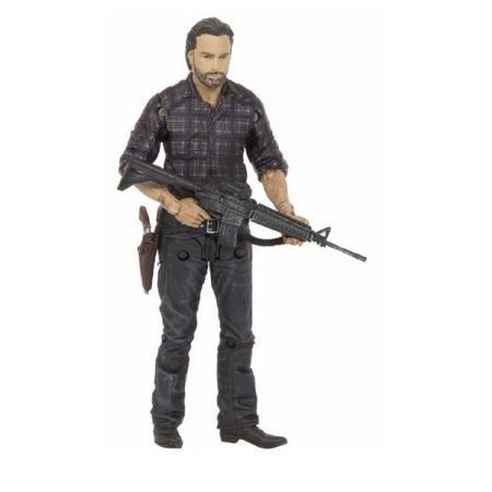 Rick Grimes The Walking Dead Serie 7.5 - McFarlane Toys