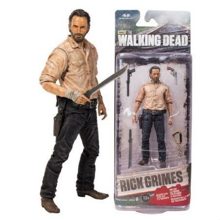 Rick Grimes The Walking Dead Series 6 - McFarlane