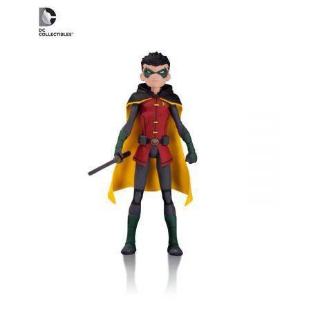 Robin Son of Batman Animated Movie - Dc Collectiobles