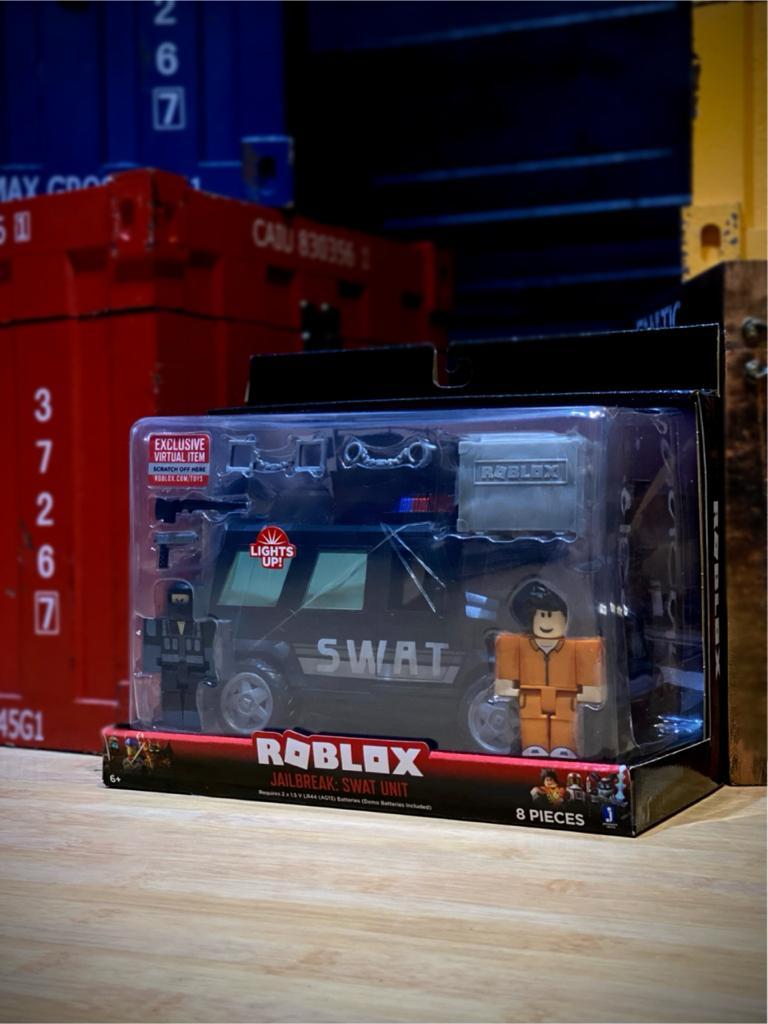 Roblox Veiculo Jailbreak - Swat Unit: Roblox - Sunny