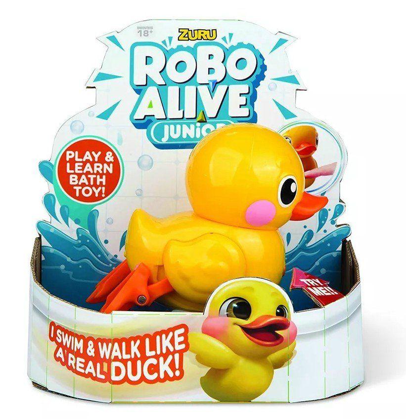Robô Alive Júnior: Patinho - DTC