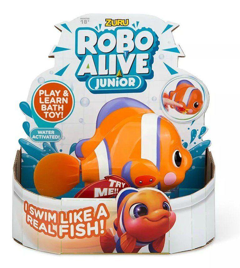 Robô Alive Júnior: Peixinho - DTC