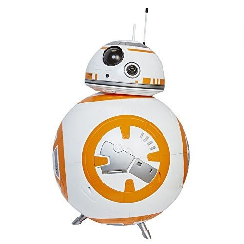Robô BB-8 Star Wars Deluxe - DTC  (Som e Luz)