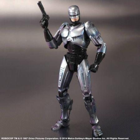 Robocop (1987) Play Arts Kai Figure - Square Enix