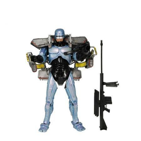 Robocop with Jetpack and Assault Cannon - Deluxe Action Figure