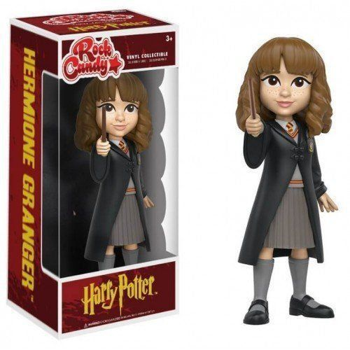 Funko Rock Candy Hermione Granger: Harry Potter- Funko