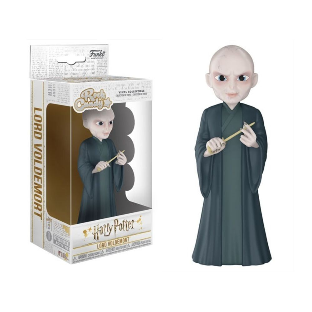 Funko Rock Candy Lord Voldemort: Harry Potter - Funko
