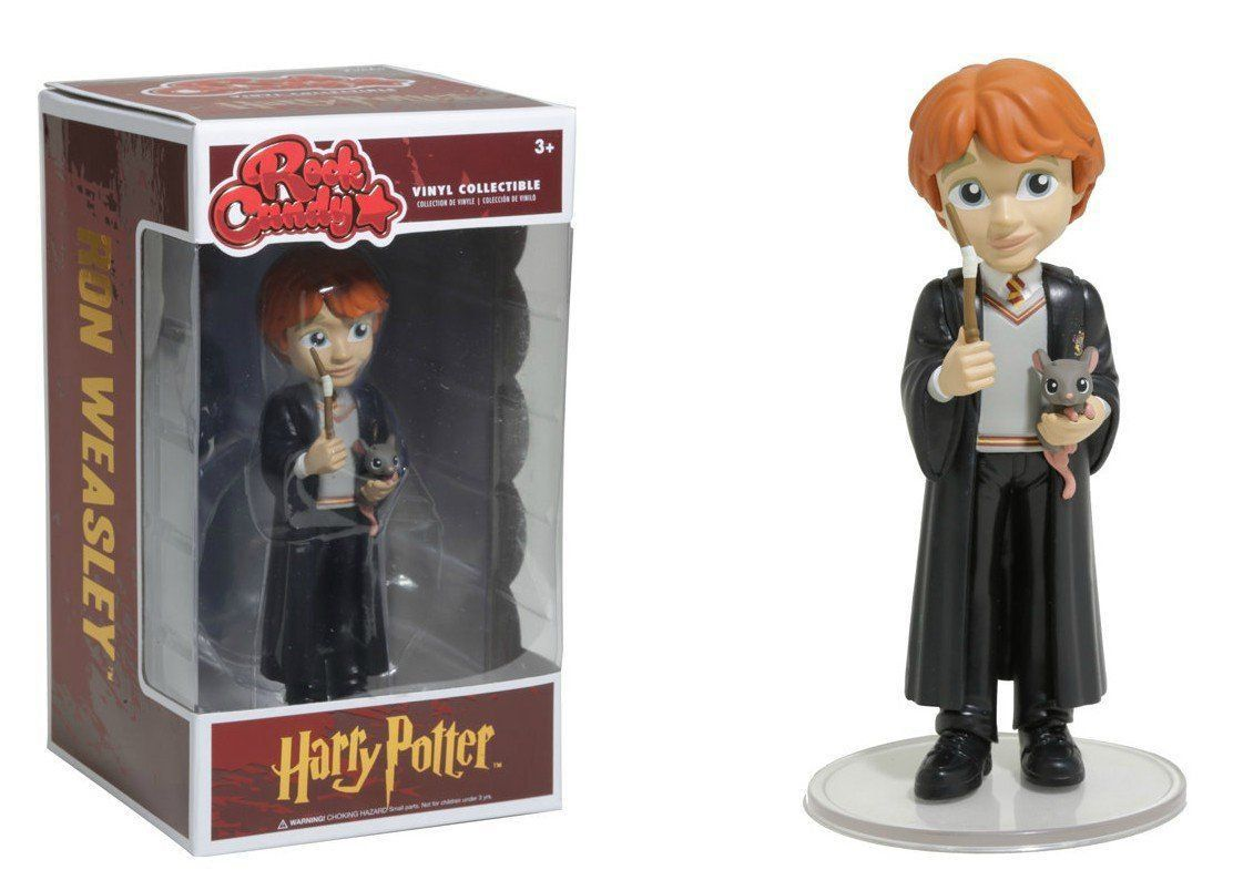 Funko Rock Candy Ron Weasley: Harry Potter - Funko
