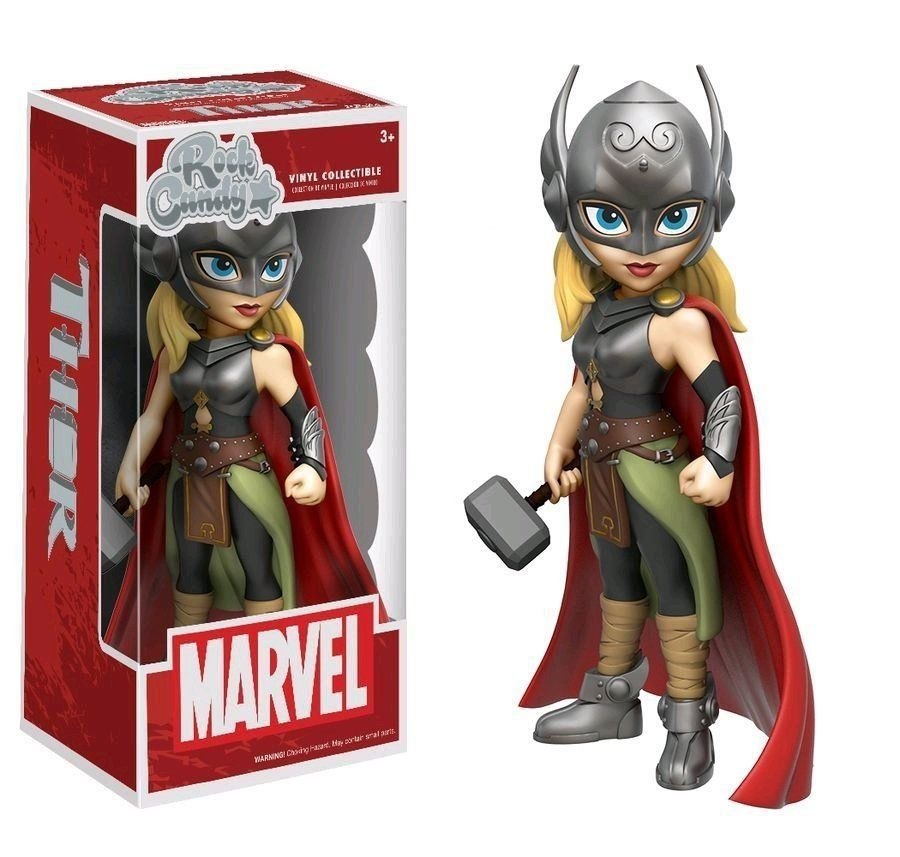 Funko Rock Candy Thor: Marvel - Funko