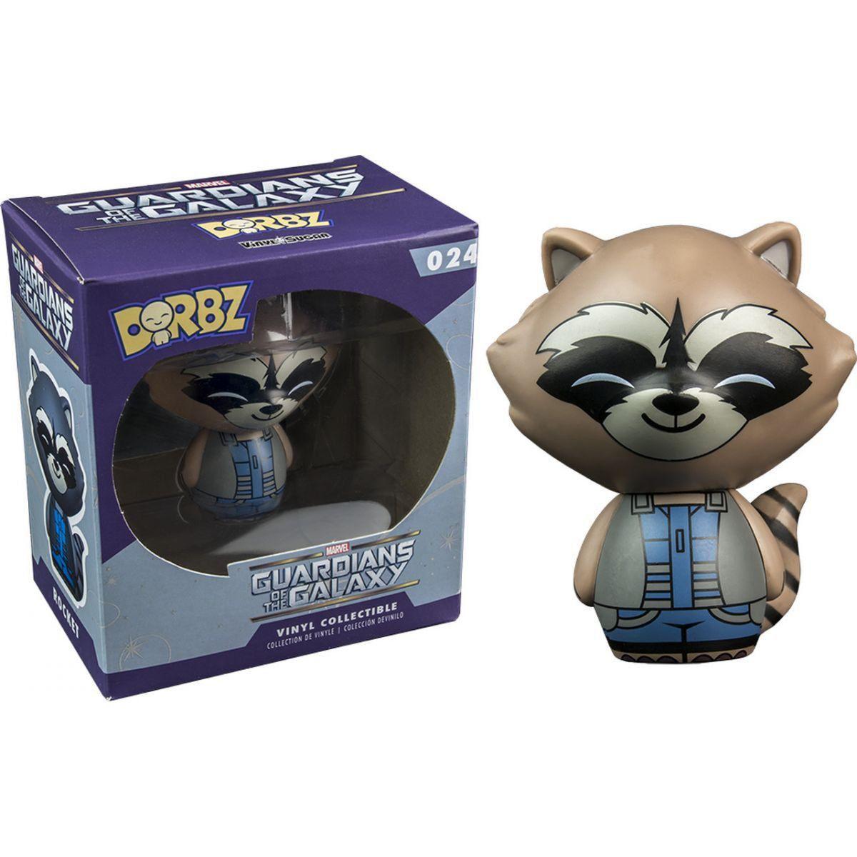 Funko Rocket Raccoon (Nova Corps): Guardiões da Galáxia #024 - Dorbz Funko