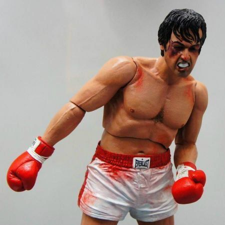 Rocky Balboa (Post Fight) - Neca