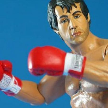 Rocky Balboa (Pre-Fight) - Neca