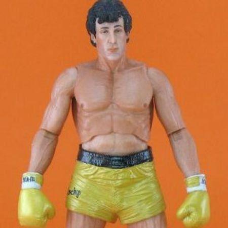 Rocky IV Rocky Balboa - Neca