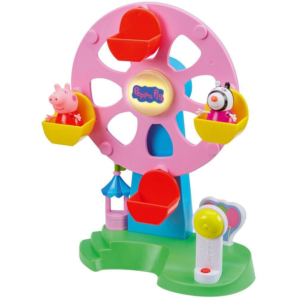 Roda Gigante da Peppa: Peppa Pig - DTC