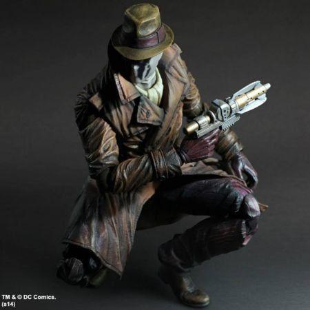Rorschach Watchmen - Play Arts Kai