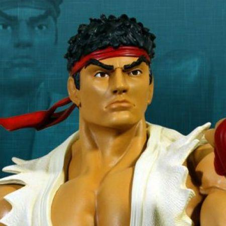Estátua Ryu: Marvel vs Capcom 3 - Hollywood Collectibles