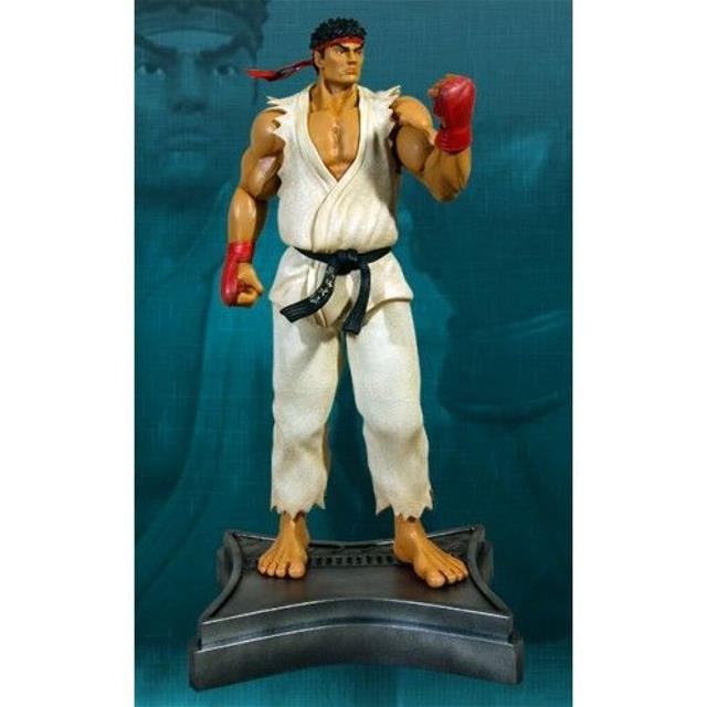 Estátua Ryu: Marvel vs Capcom 3 - Hollywood Collectibles