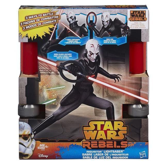 Sabre de Luz Inquisitor Star Wars - Hasbro