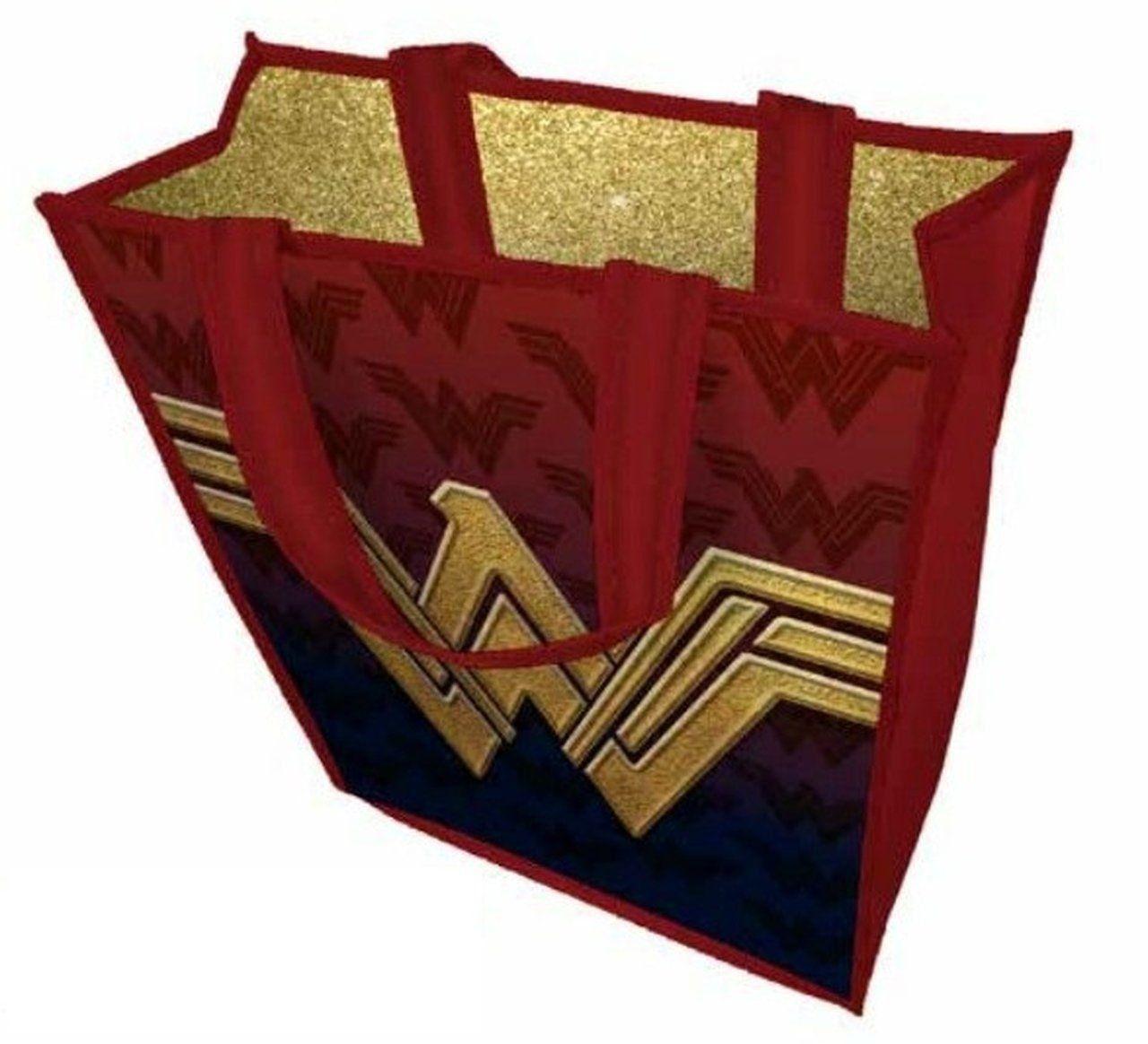Bolsa/Sacola Logo Mulher-Maravilha (Wonder Woman): DC - Urban