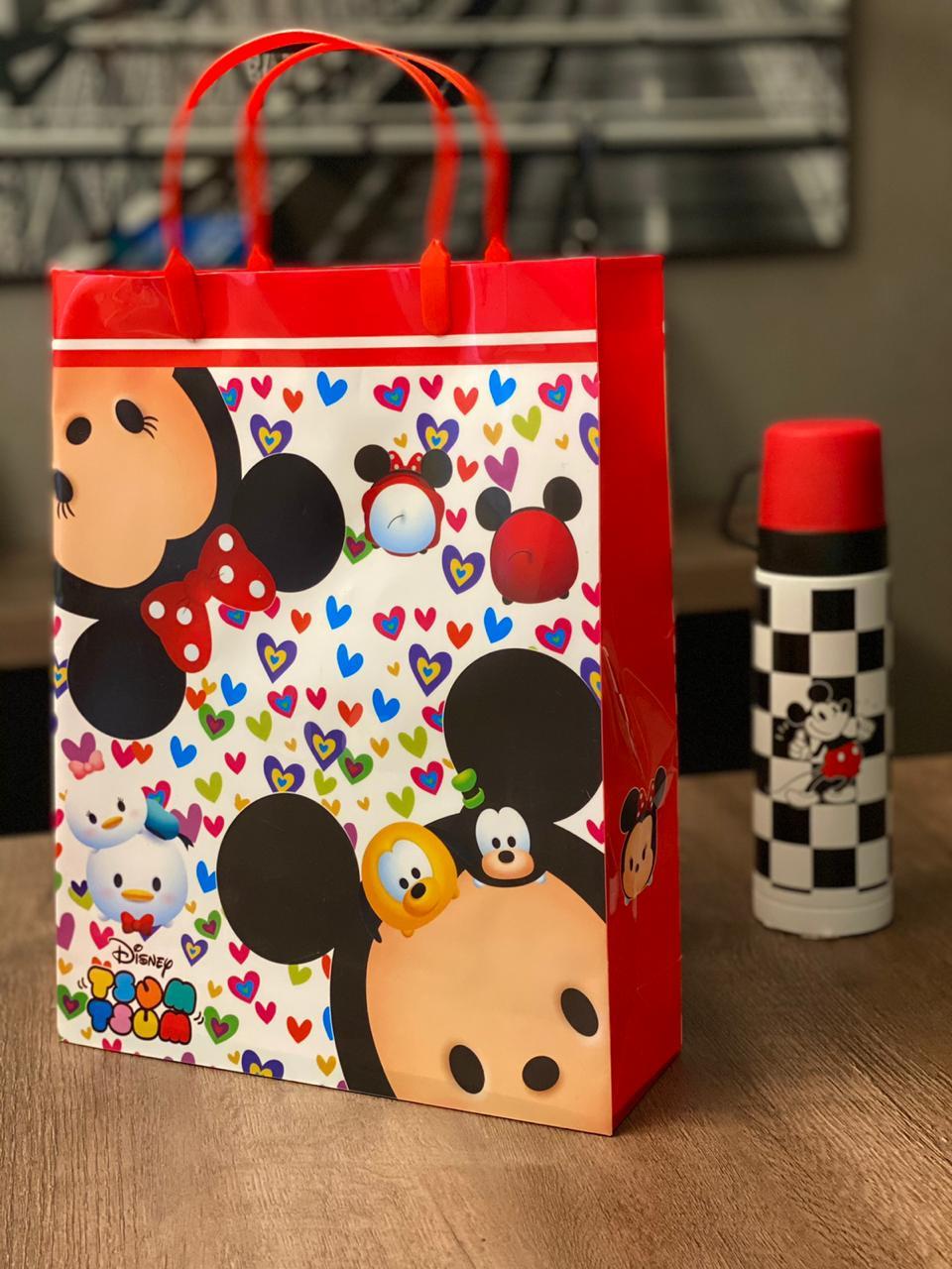 Bolsa/Sacola Mickey & Minnie
