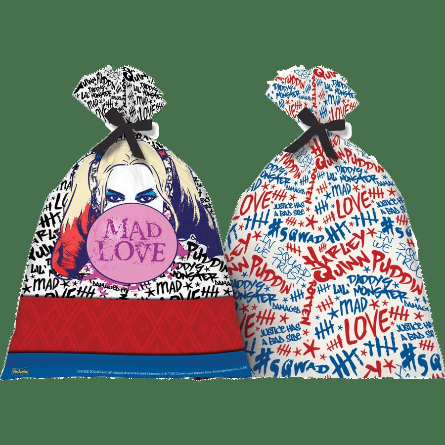 Sacola Plástica: Arlequina - Festcolor