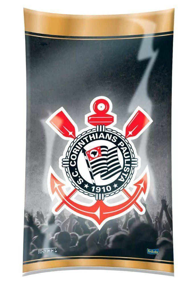 Sacola Plástica: Corinthians - Festcolor