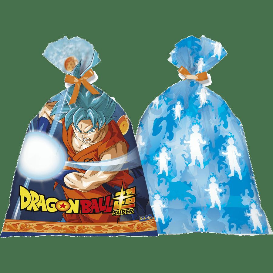 Sacola Plástica: Dragon Ball - Festcolor