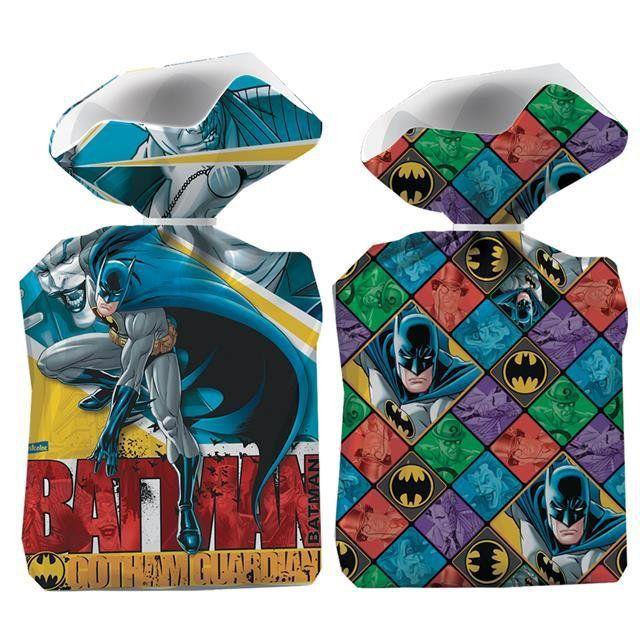 Sacolinha Surpresa Batman 2016 - Festcolor