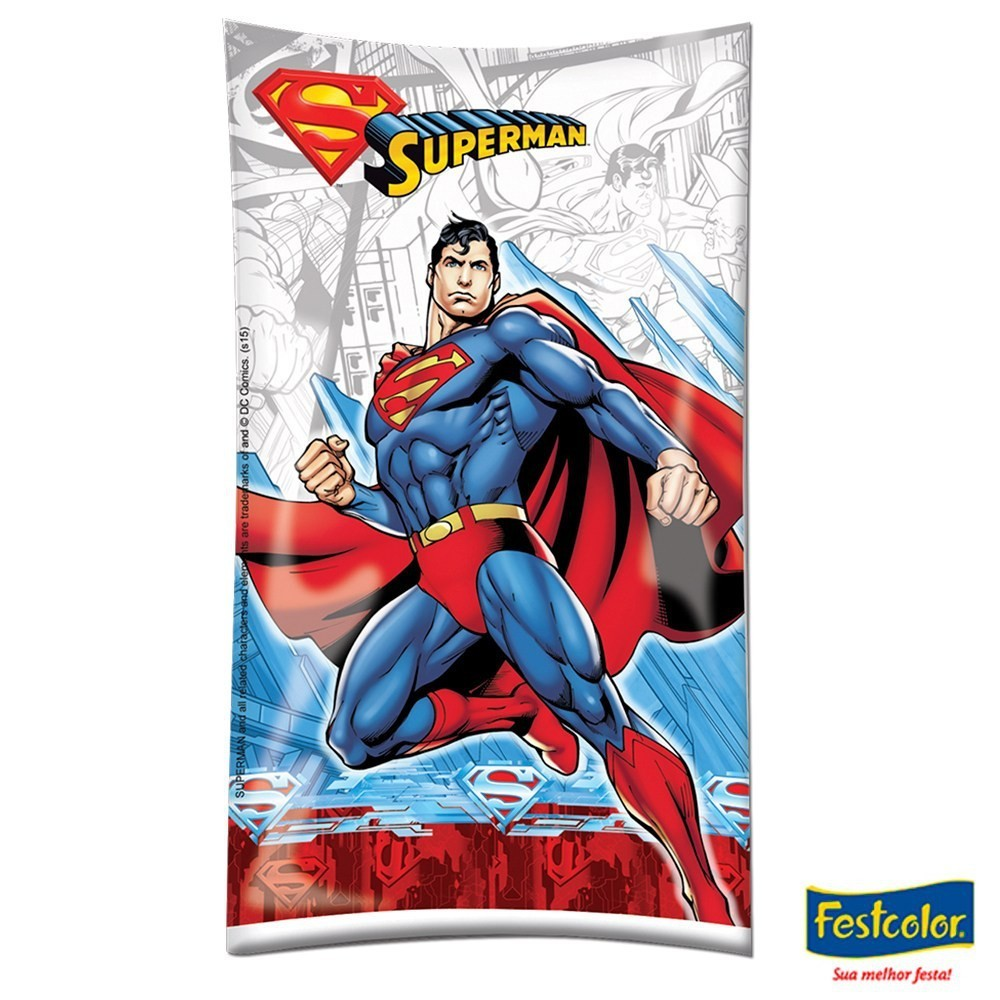 Sacolinha Surpresa Superman - Festcolor