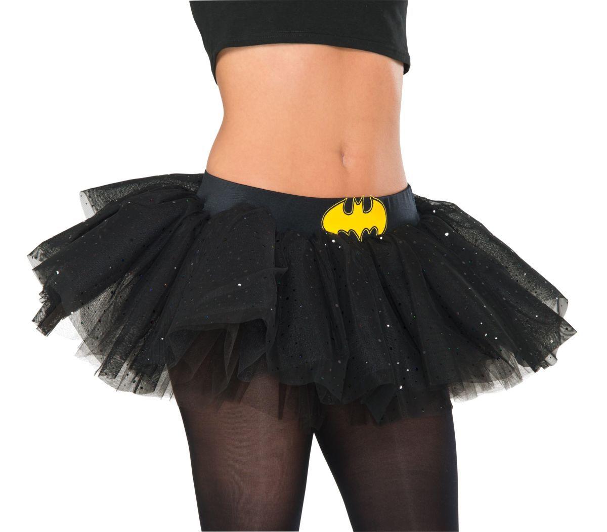 Saia Com Tutu Batgirl: Batman (Acessório Fantasia) - Rubies Costume - CD