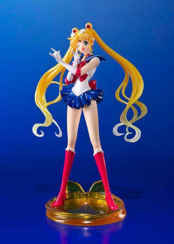 Estátua Sailor Moon Crystal FiguartsZero - Bandai - CD