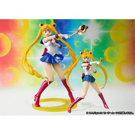 Sailor Moon Pretty Guardian Figuarts Zero - Bandai