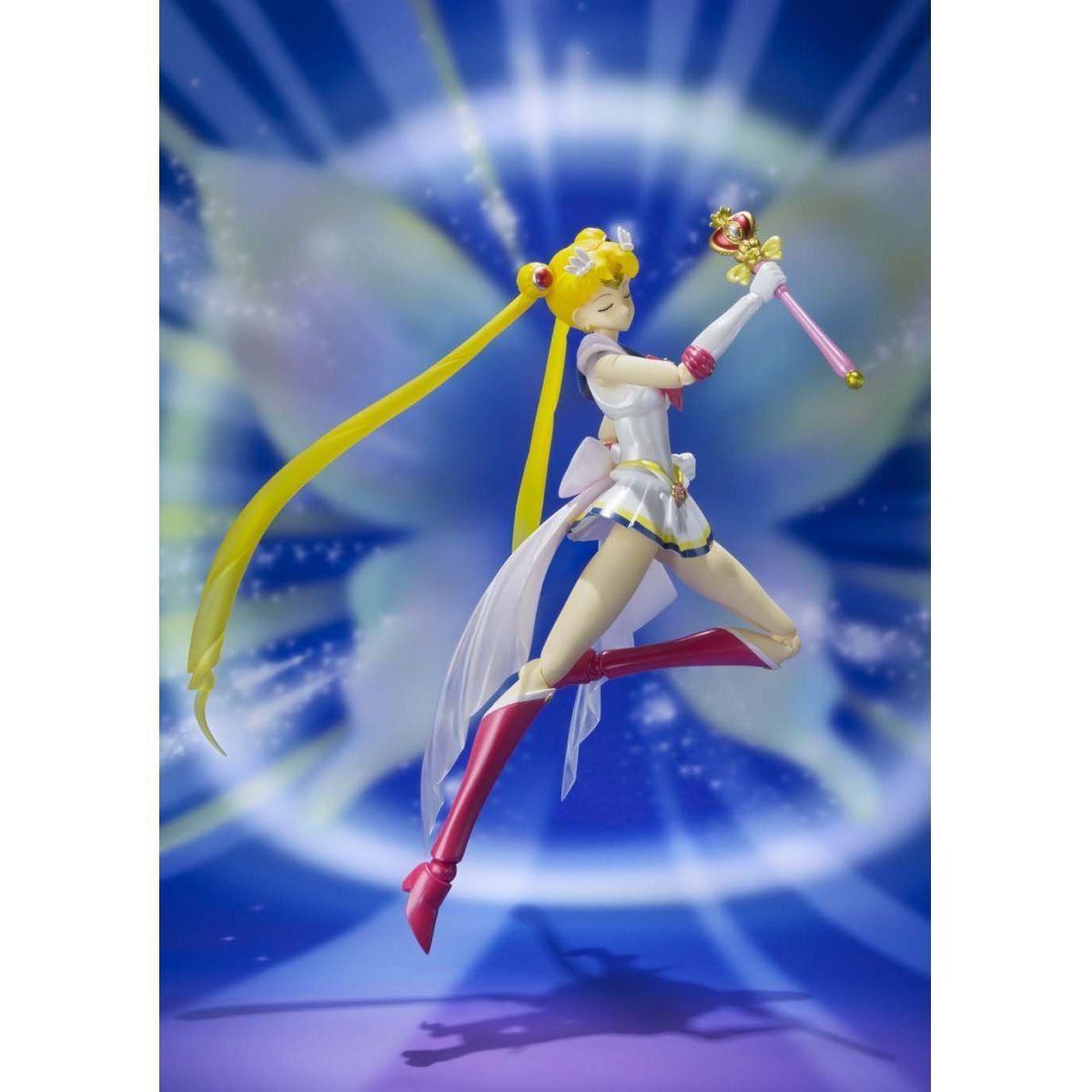 Action Figure Super Sailor Moon: Sailor Moon (S.H. Figuarts) - Bandai