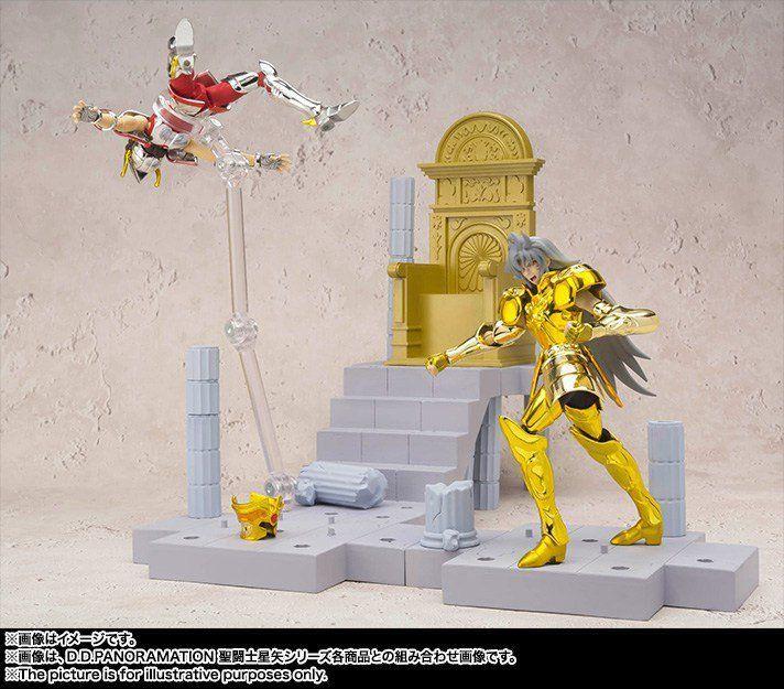 (Os Cavaleiros do Zodíaco) Saint Seiya Gemini Saga (Gêmeos) DD Panoramation - Bandai