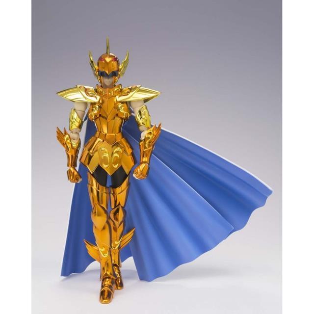 Bonece Kanon de Dragão Marinho: Os Cavaleiros do Zodíaco (Saint Seiya) Saint Cloth Myth EX Escala 1/10 - Bandai - CD