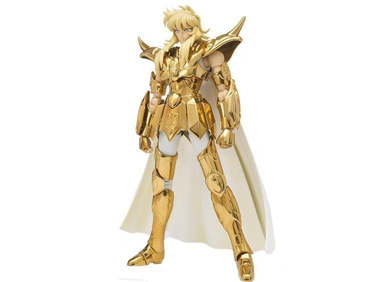 (Os Cavaleiros do Zodíaco) Saint Seiya Milo de Escorpião (Original Color Edition) Saint Cloth Myth EX - Bandai